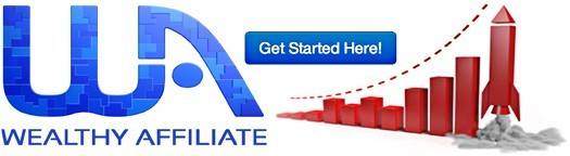 Wealthy Affiliate - Get Started Here!