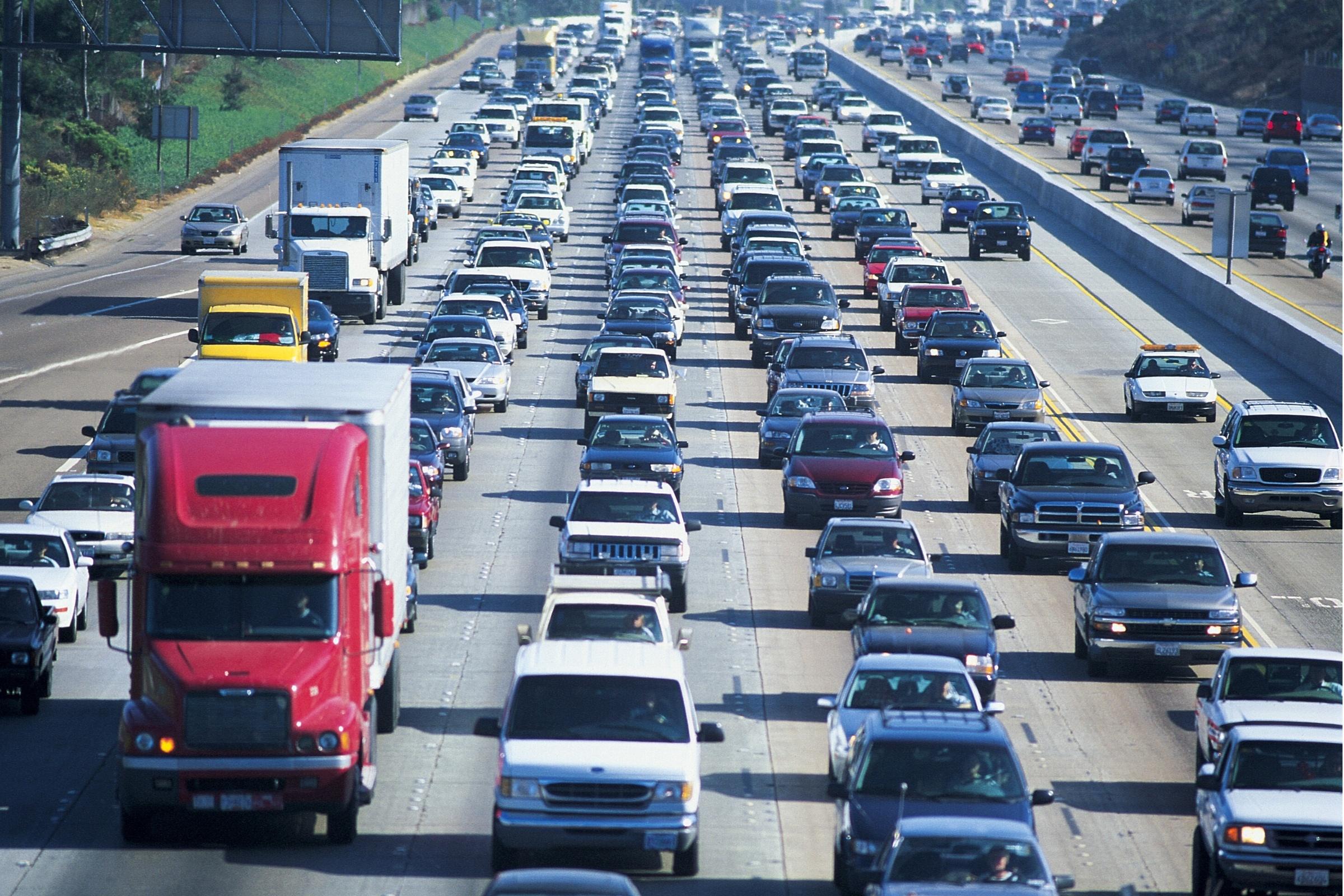 Location Limtation Traffic Jam-Day