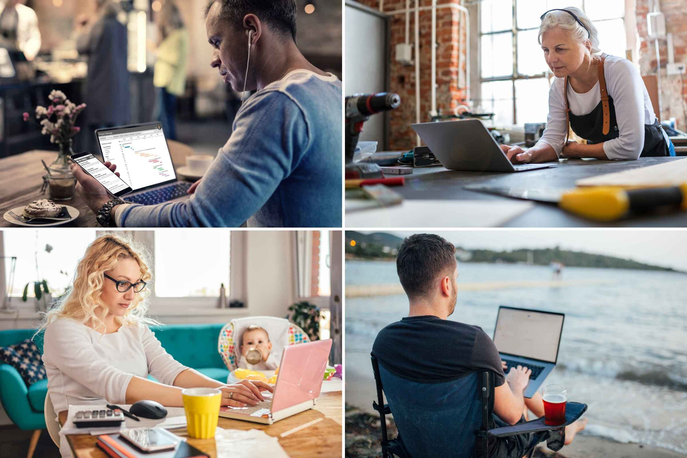 Open Up Opportunities - 5 Work From Home Remote Job Models