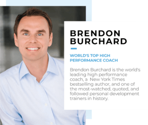 Master Mind Event - World Summit Ocotber 2020 - Guests Brendon-Burchard