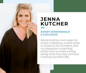 Master Mind Event - World Summit Ocotber 2020 - Guests Jenna-Kutcher