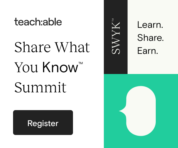 Teachable Share What You Know Summit
