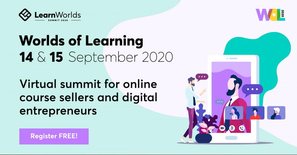 Worlds Of Learning-2020-September 14-15