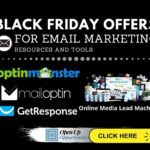 Handpicked Black Friday 2021 Offers For Email Marketing and Automation Tools