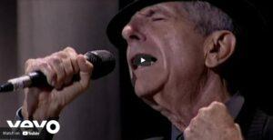Read more about the article Little thoughts when I listened to Leonard Cohen – Hallelujah (Live In London)
